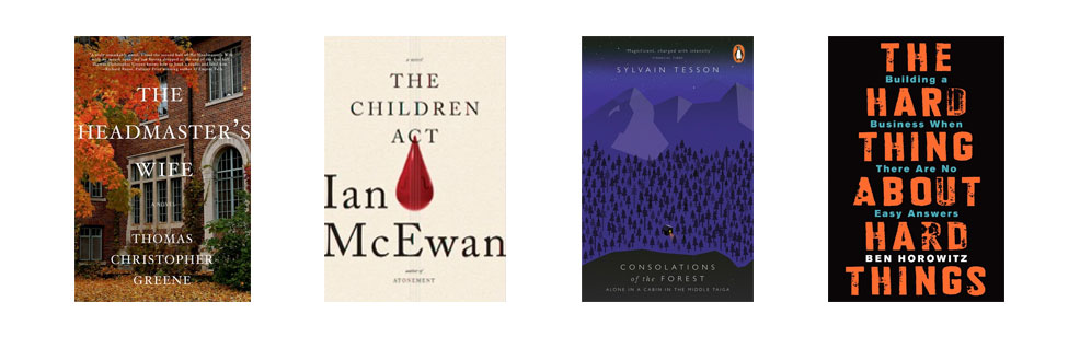 Memorable books of 2014