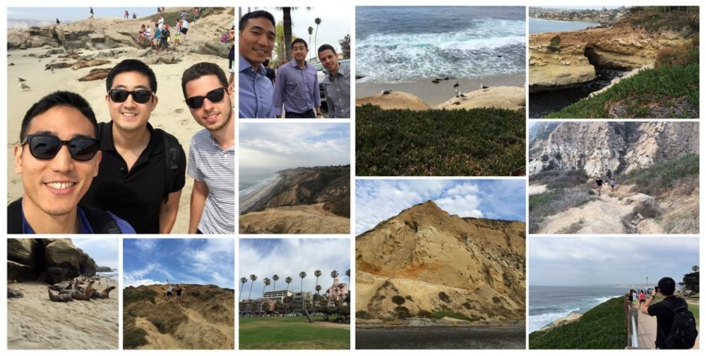 San Diego Pitch Trip -- 24 hours