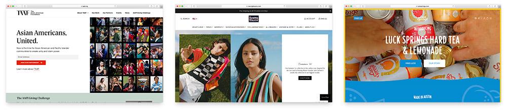 Barrel client website launches